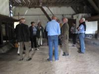 bezoek delegatie Zeeland, Middenhof